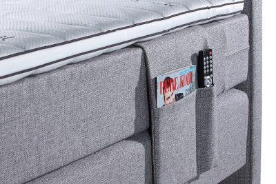 Sleepwell RED serijos lovų kišenė smulkiems daiktams susidėti